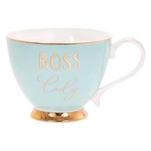 Boss Lady Fine China Mug