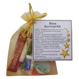 Boss Survival Kit Gift