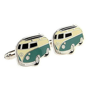 Campervan Novelty Cufflinks