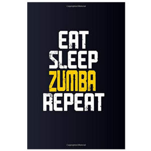Funny Zumba Notebook