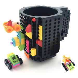 HUISHENG Build-on Brick Mug