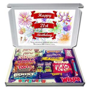 Happy 21st Birthday Gift Hamper