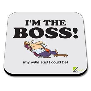 I'm The Boss Coaster