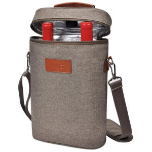 Insulated Wine Tote Carrier