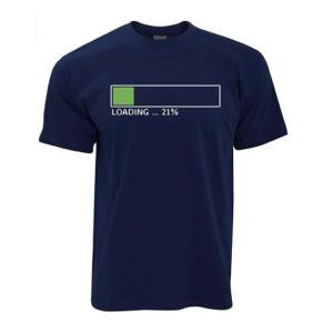 Mens T-Shirt Loading 21%