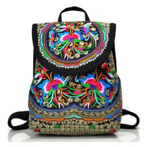 Mini Flower Backpack
