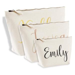 Personalised Name Make Up Bag