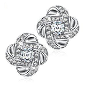 Satellite Sterling Silver Earrings