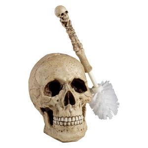 Skeleton Toilet Bowl Brush