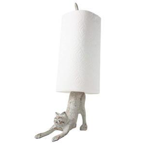 Yoga Cat Toilet Paper Holder
