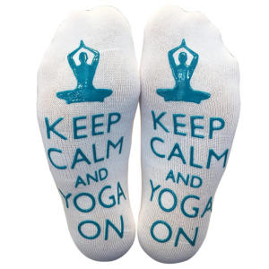 Funny Yoga Socks