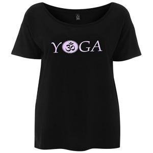 Loose Organic Yoga Top