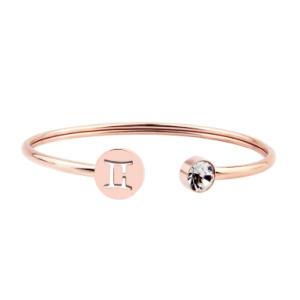 Zodiac Sign Cuff Bracelet