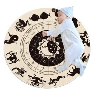 Zodiac Signs Baby Play Pad