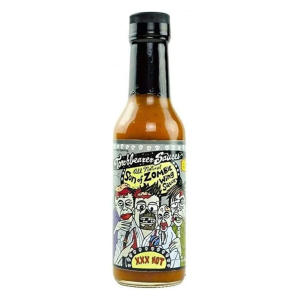 Zombie Hot Wing Sauce