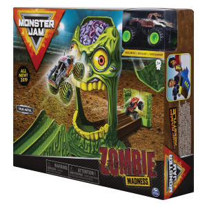 Zombie Madness Playset