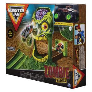 Zombie Madness Playset