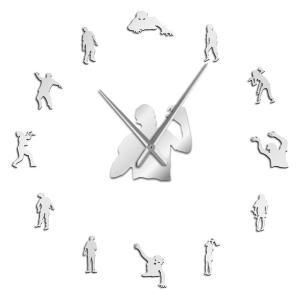 Zombies Decorative Wall Clock