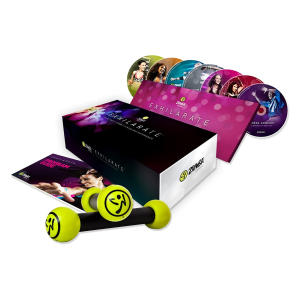 Zumba Exhilarate Body Shaping Kit