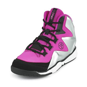 Zumba High Top Athletic Shoes