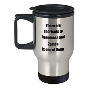 Zumba Travel Mug