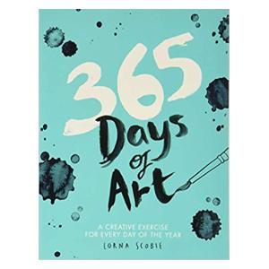 365 Days of Art Book
