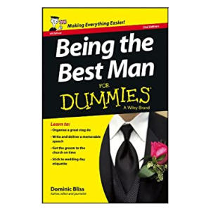 Being the Best Man (For Dummies) Paperback