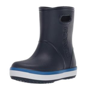 Crocs Kids' Crocband Rain Boot Wellington