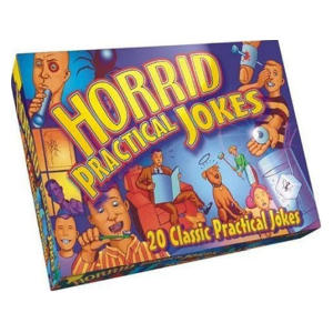 Horrid Practical Jokes Game