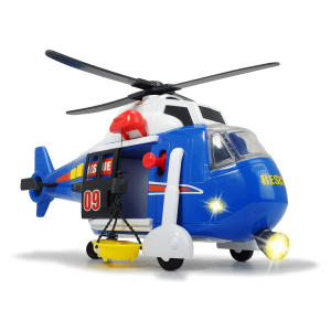 Kids Rescue Helicopter Toy