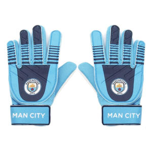Manchester City FC Official Goalkeeper Gloves