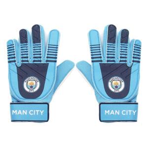Manchester City FC Official Goalkeeper Gloves