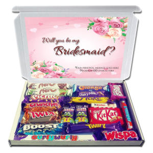 Personalised Chocolate Selection Box