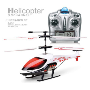 Helicopter with Gyro LED Light