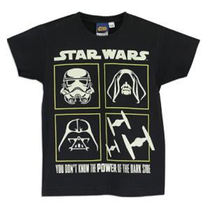 Star Wars Boys Glow in The Dark T-Shirt