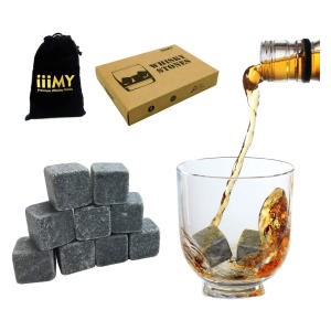 Whisky Stones in Gift Box