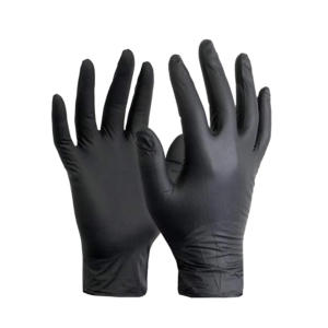 100 Nitrile Powder Free Tattoo Gloves