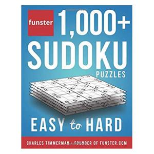 1,000+ Sudoku Puzzles Easy to Hard