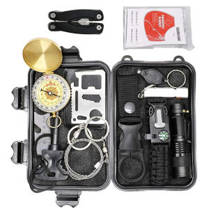 12 in 1 Survival Gear Kits