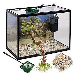 18 Litre Glass Aquarium Fish Tank