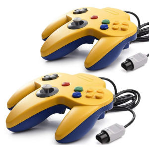 2 Pack Gaming Classic Controller