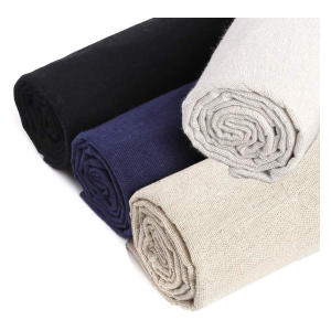 20 Inch Embroidery Linen Fabric