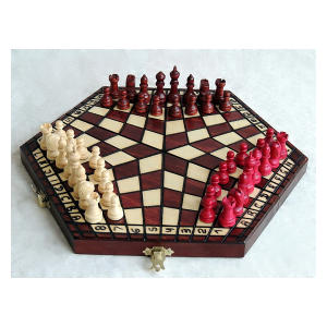 3 Player Chess Game