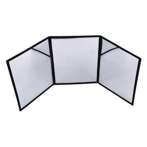 3 Sided Card Magic Mirror