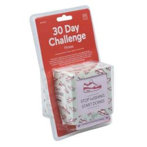 30 Days Fitness Challenge