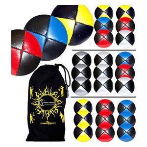 3x Pro Thud Juggling Balls
