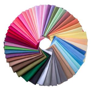 50 Pieces Multi-Colour Fabric