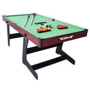 6FT Folding Pool Table Set