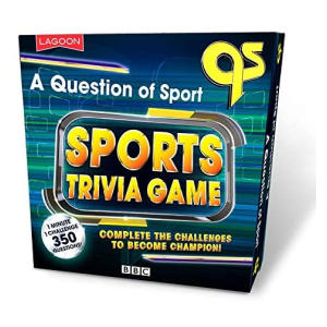 A Question of Sports Trivia Game