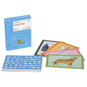 Active Minds Image Snap Cards